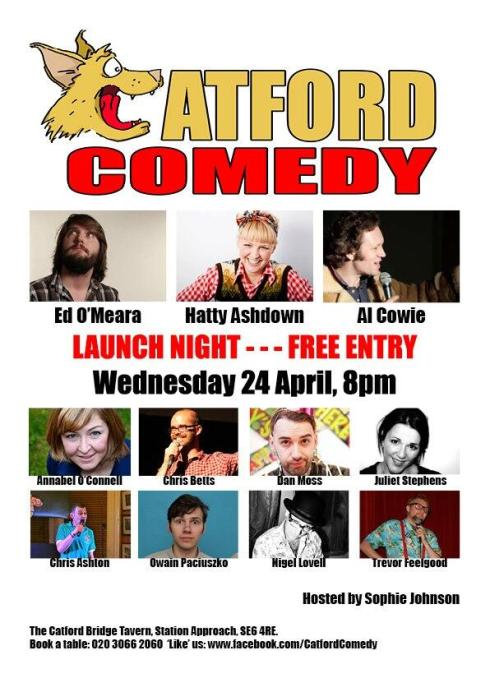 Catford Tavern Comedy