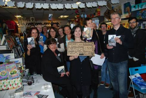 Stories For Homes book launch