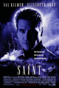 val-kilmer-elisabeth-shue-the-saint-poster