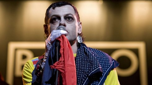 Andy Serkis as Ian Dury in Sex And Drugs And Rock And Roll